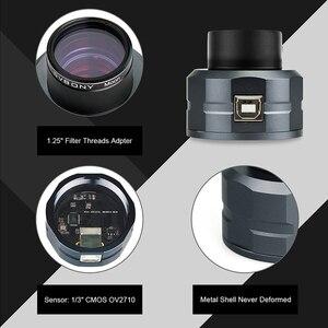 Image 3 - SVBONY SV105 2MP электронный окуляр 1,25 дюйма USB подключение астрономический телескоп для астрономической профессиональной камеры телескоп