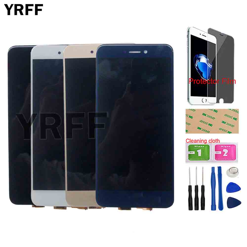 Touch Screen LCD Display For Huawei P8 Lite 2017 LCD Display Touch Screen Digitizer LCD PRA LA1 LX1 LX2 LX3 Screen Sensor Tools