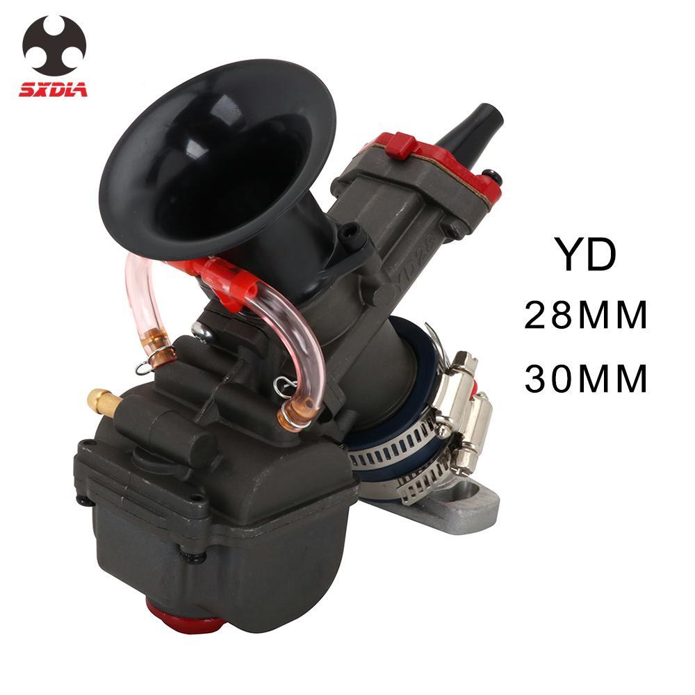 Universal YD 28 30mm Motorcycle Carburetor Carburador Carb With Power Jet For Racing Moto Dirt Bike Motocross 125cc-150cc
