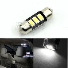 31 millimetri 5730 SMD LED C5W CANBUS Errore lampadina libera Interni della luce E7CA