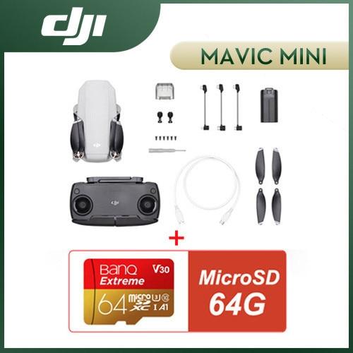 DJI Mavic Mini + 64GB SD Card