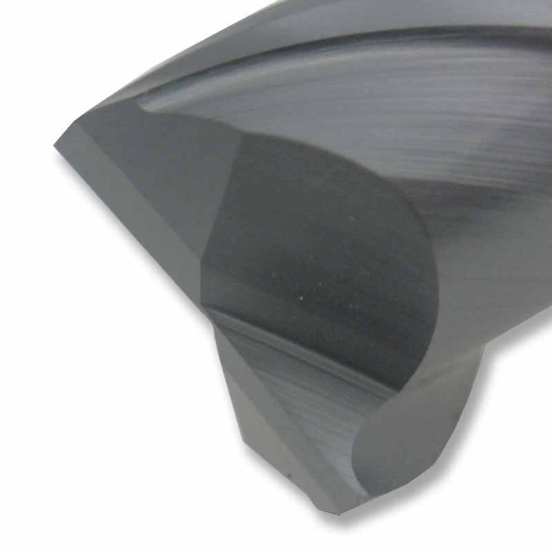 MZG 2 フルート切断 HRC50 2 ミリメートル 3 ミリメートル 4 ミリメートル合金超硬フライスタングステン鋼フライスカッターエンドミル