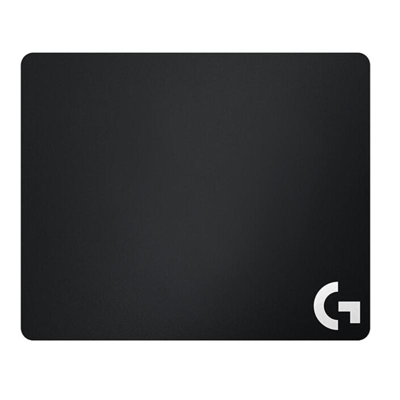 Logitech G240 Cloth Gaming Mouse Pad Mat Anti-Slip Rubber Base Large Mice Mat For PC Computer Laptop Table 34 X 28cm