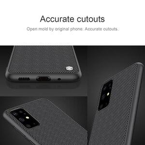 Image 4 - Чехол для Samsung Galaxy S20+ Plus / S20 FE 2020 5G Nillkin Текстурированный чехол из нейлонового волокна для Samsung Galaxy S20 Ultra Чехол
