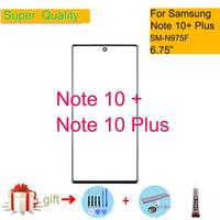 Vervanging Lcd Front Touch Screen Glas Outer Lens Voor Samsung Galaxy Note 10 Plus Note10 + N975F N975F N975DS N975U