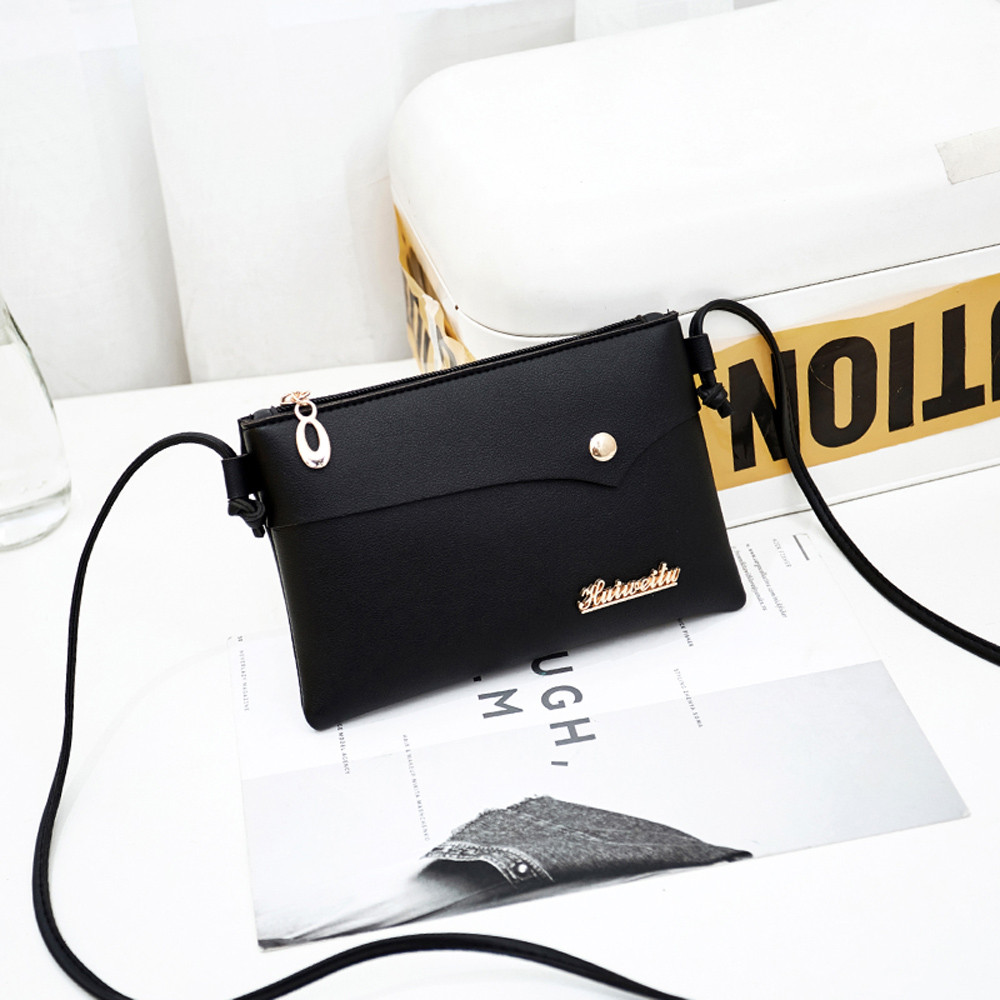 This-Bag Single-Shoulder-Bag Women Letter Rivets It So Cherish Much-Loss That We-Are-Too