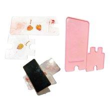 1 Набор diy ремесла держатель для мобильного телефона силиконовая