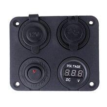 Автомобильное зарядное устройство soonhua для прикуривателя