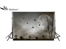 Beebuzz photo backdrop halloween horror night background