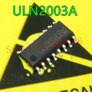 1 шт. /лот ULN2003ADR ULN2003A ULN2003 лапками углублением SOP-16 в наличии