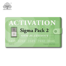 цена на Sigma Pack 2 Activation for sigma box and sigma key