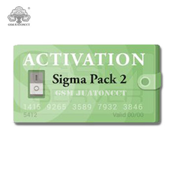 Sigma Pack 2 Activation for sigma box and sigma key кроссовки sigma sigma mp002xc004yu