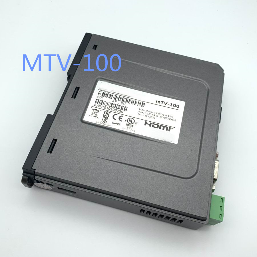 MTV 100 HMI To TV Display Buildings On Ethernet NEWCARVE|Chargers| |  - title=