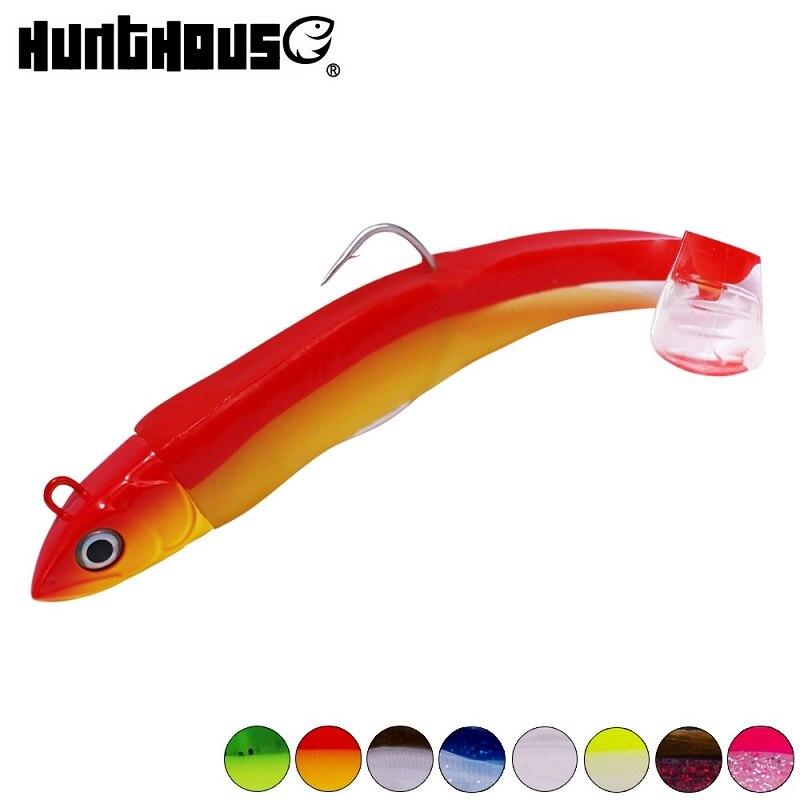 Pececillo de pesca en casa, cabeza de pececillo negro 25g 40g 60g 90g 120g 90mm 110mm 125mm 135mm 155mm pececillo negro