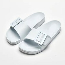 Buckle Slippers Shoes Flip-Flops sandals Slides Outdoor Cool-Footwear No Chausson