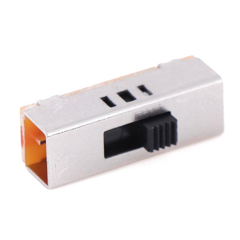 SS-23E03G2 Wgxssjc Interruptores de Palanca 5pcs 2P3T Switch Conmutador Taladro 3 Archivos Accesorios Interruptor de bot/ón Interruptores mayorista