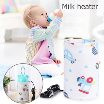 Baby Bottle Thermostat Non Toxic Feeding Bottle Warmer Car Low Voltage and Low Current Heating Heating Safety Accessories image