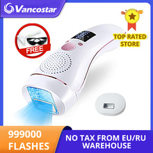 Bikini Trimmer Ipl Epilator Hair-Removal Laser Cooling Permanent Electric Flash 999000