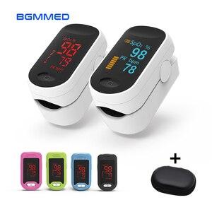 Image 1 - Portable Finger Pulse Oximeter OLED blood oxygen Heart Rate Saturation Meter Medical Oximetro de dedo Saturometro Monitor