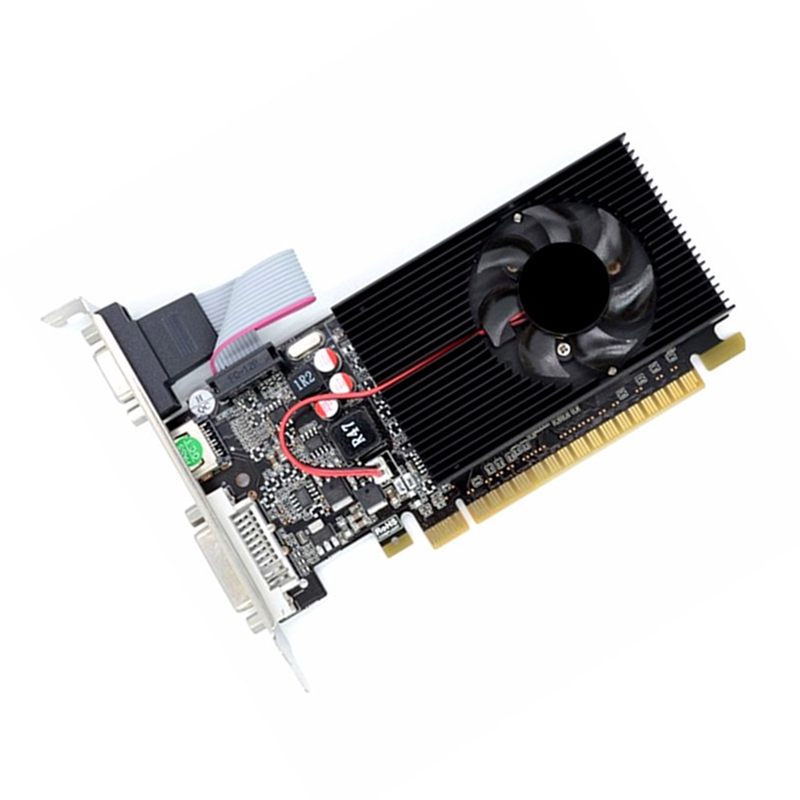 GT730 ie Card 64Bit GDDR3 GT 730 D3 Game Video Cards GeforceHDMI Dvi VGA Video Card 6