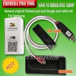 Chimera dongle/chimera pro ferramenta dongle (autenticador) para samsung módulo 12 meses de ativação da licença