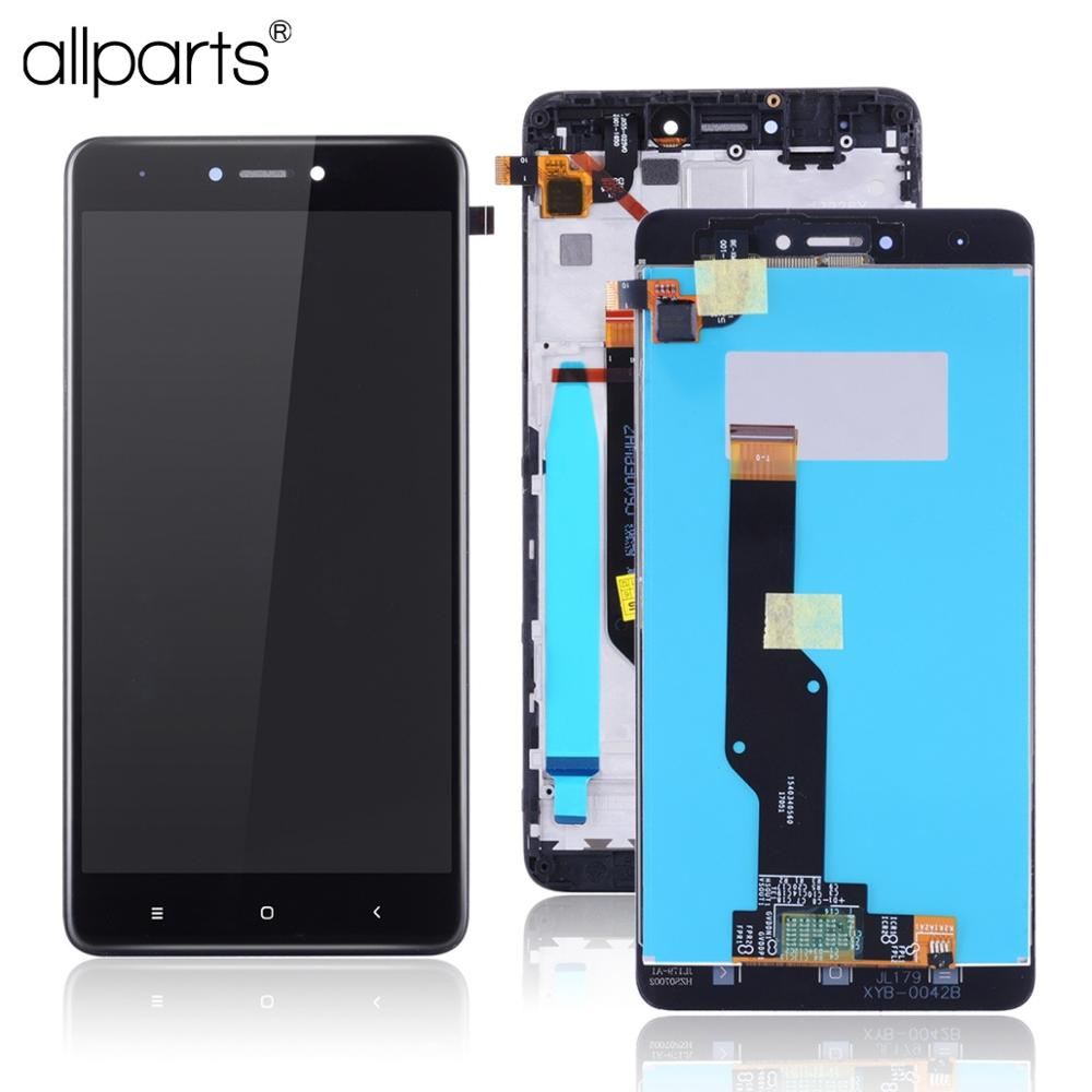 Display For XIAOMI Redmi Note 4X LCD Touch Screen Digitizer With Frame Original Black White Snapdragon 625