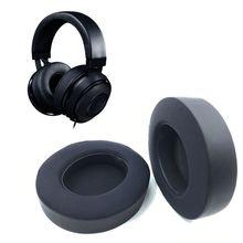 цена на New Replacement Ice Skin Cool And Refreshing Earpad Earmuff Cushion ForRazer Kraken 7.1 Chroma V2 USB Gaming Pro V2 Headsets