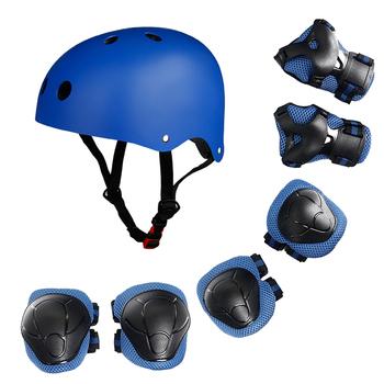 7 w 1 dzieci Snowboard kask zestaw ochronny Kask narciarski regulowany Snowboard Helment kolana ochraniacze na łokcie na rękę klocki dla dzieci do jazdy na łyżwach tanie i dobre opinie LIXADA Dziecko Uniwersalny 3 lat Skiing Other ski helmet Przenośne