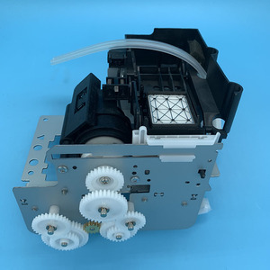 Image 2 - DX5 printhead Water Based Ink Pump Assembly Capping Station for Epson 7800 7880C 7880 9880 9880C 9800 Pump Unit Cleaning Unit