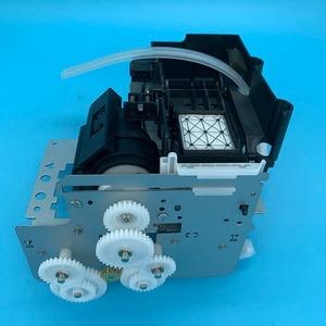 Image 2 - Głowica drukująca DX5 pompa atramentowa na bazie wody montaż stacja zamykająca do Epson 7800 7880C 7880 9880 9880C 9800 jednostka czyszcząca pompy