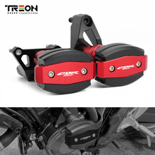 TREON For HONDA CB650R CBR650R CB CBR 650R 2019 2020 Motorcycle Accessories Frame Slider Fairing Guard Crash Pad Protector
