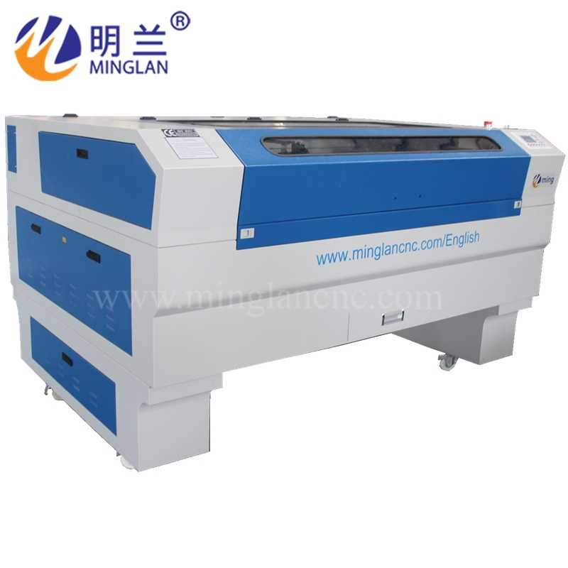 ML-1390J with Reci 100W Laser Cutting Engraving Machine Ruida6445 DSP 1060 CW5000 Chiller