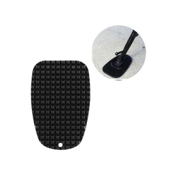 Universal Motorcycle Plastic Side Stand Moto Bike Kickstand Non-slip Plate Side Extension Support Foot Pad Base Parking Scooter for honda x adv xadv ampliar 2017 2018 motorcycle kickstand foot side stand extension pad support plate scooter accessories xadv
