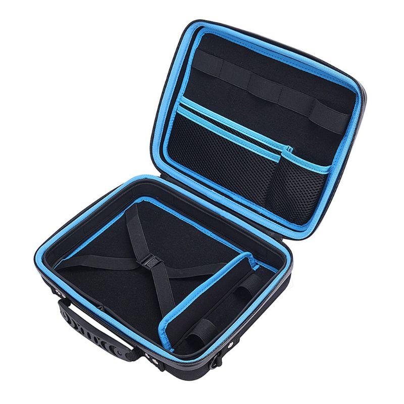 EVA Hard Carry Handbag Protection Storage Shoulder Bag With Strap For M-A-C Mini Accessories-4