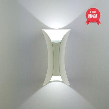 vintage lamp led corridor  living room  bedroom  luminaria de parede
