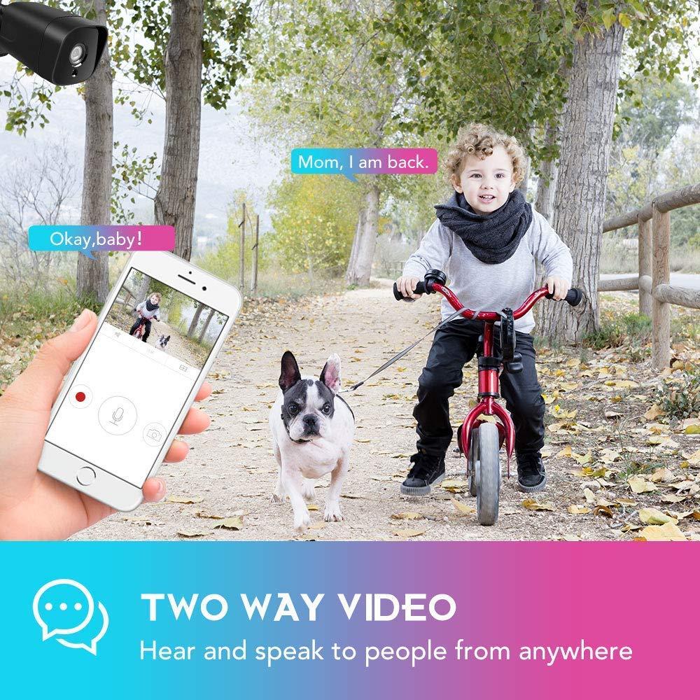 vigilância em dois sentidos áudio visão noturna ir câmera wi fi onvif