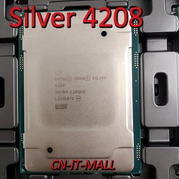 Pulled Xeon Silver 4208 CPU 2.1GHz 11M 8 Core 16 Threads LGA3647 Processor