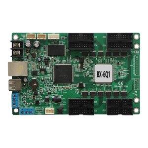 Image 2 - Le dispositif asynchrone de contrôle de BX 6Q1 de contrôleur polychrome de linteau de écran RGB led donbon remplacent le BX 5Q1 pour les petits écrans de magasin