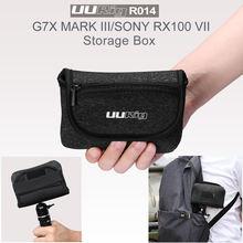 Uurig r014 Универсальная Портативная сумка для хранения водонепроницаемая