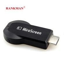 Dongle Tv-Stick Phone Wifi-Display Anycast Mirascreen Wireless Receiver DLNA RANKMAN