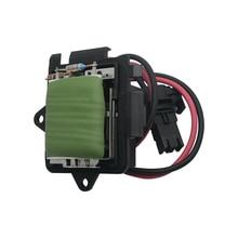 Регулятор кондиционера проводной нагреватель вентилятор воздуходувы двигатель резистор передний модуль 7701050325 запасная часть для Renault trafc