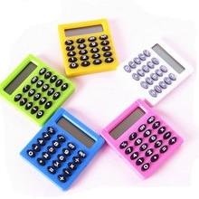 Boutique Stationery Small Square Calculator Personalized Mini Candy Color School & Office Electronics Creative Calculator
