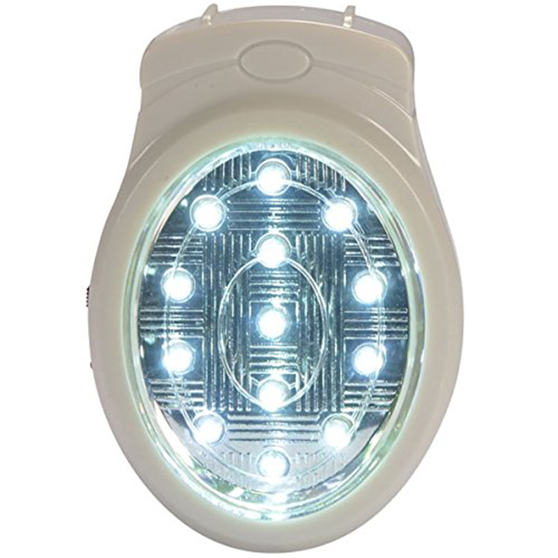 Kg-913 Fire Emergency Light Sign Light Charging Emergency Light Lighting Power Failure Emergency Light, Us Plug