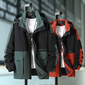 Brieuces Plus Size 10XL 9XL 8XL Spring Jacket Men Streetwear Bomber Jacket Men Coat Windbreaker Clothes Men Jacket Coat цена 2017