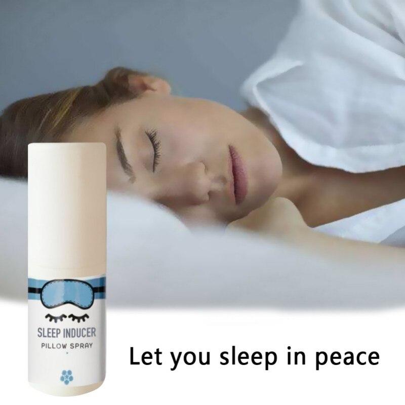 Sleep Aid Spray Relieve Fatigue Great For Relaxation Sleep Moisturizing Deep Sleep Spray For Woman And Man Relax Pillow Spray