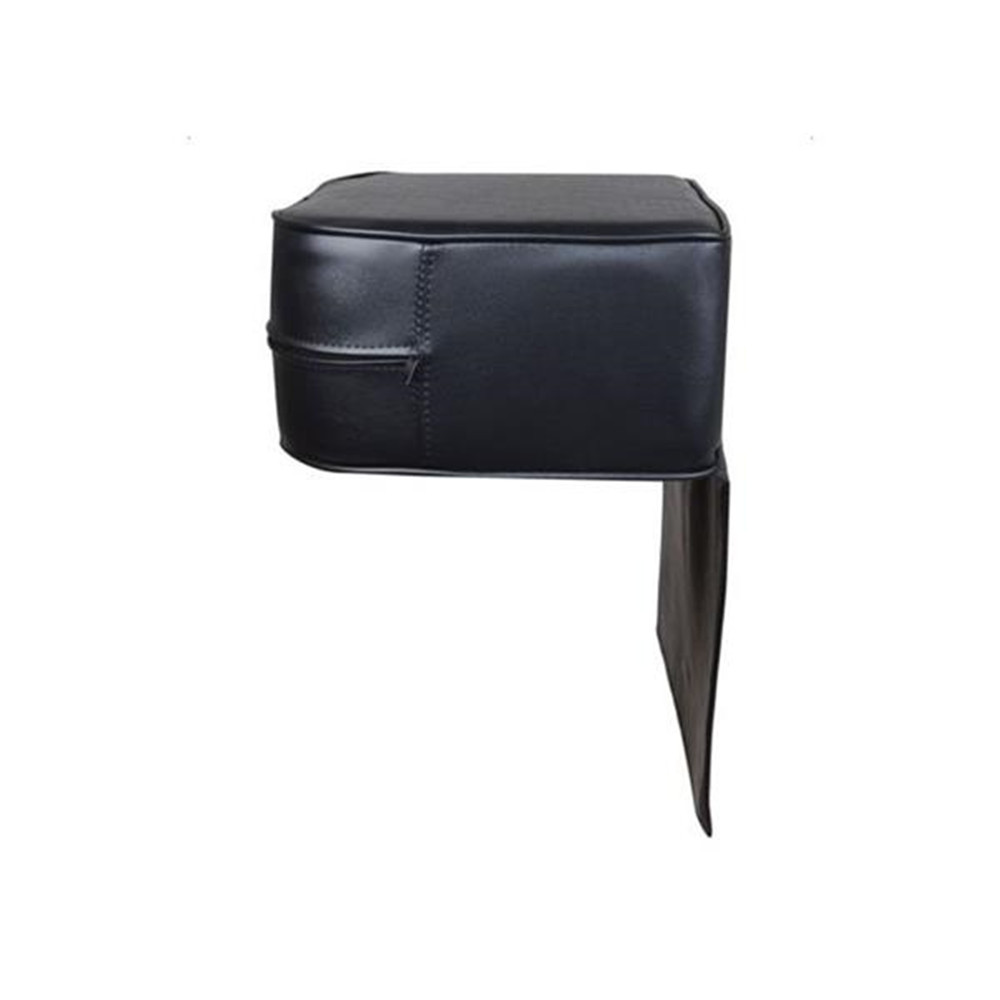 8101 Children Leather Sitting Stool Black For Salon Shop Kids Girls Chair