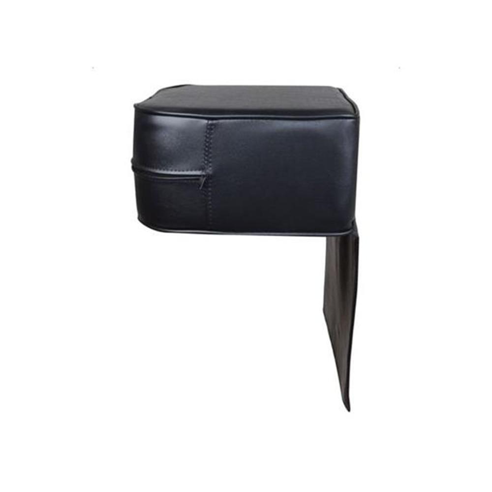 8101 Children Leather Sitting Stool Black For Salon Shop Kids Girls Chair