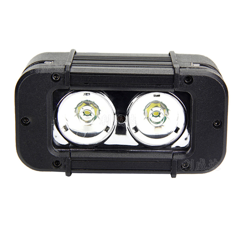The Single Strip Lights LED Work Lights Highlight Vectra 20 W Car Dome Light Beijing Jeep Back Light