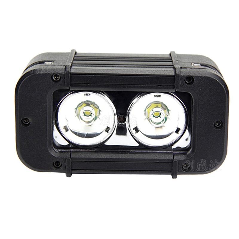 The Single Strip Lights LED Work Lights Highlight Vectra 20 W Car Dome Light Beijing Jeep Back Light