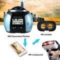 360 градусов Wi-Fi 16 м пленочная камера 2448P 30FPS для Очки виртуальной реальности VR экшн-Спорт для активного отдыха камера автомобильный видеореги...